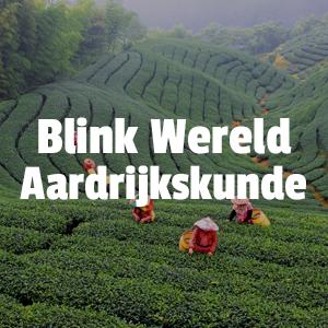 Blink Wereld Aardrijkskunde